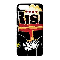 Nuclear Explosion Trump And Kim Jong Apple Iphone 7 Plus Hardshell Case by Valentinaart