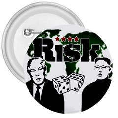 Nuclear Explosion Trump And Kim Jong 3  Buttons