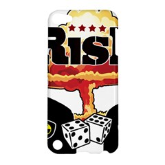 Nuclear Explosion Trump And Kim Jong Apple Ipod Touch 5 Hardshell Case by Valentinaart