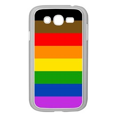 Philadelphia Pride Flag Samsung Galaxy Grand Duos I9082 Case (white) by Valentinaart