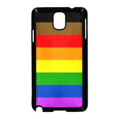 Philadelphia Pride Flag Samsung Galaxy Note 3 Neo Hardshell Case (black)