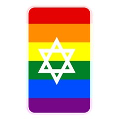 Gay Pride Israel Flag Memory Card Reader by Valentinaart