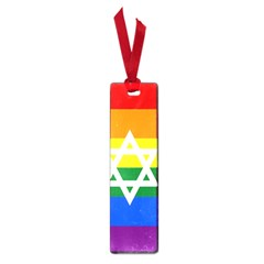 Gay Pride Israel Flag Small Book Marks