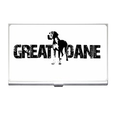 Great Dane Business Card Holders by Valentinaart