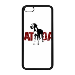 Great Dane Apple Iphone 5c Seamless Case (black)