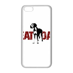 Great Dane Apple Iphone 5c Seamless Case (white)