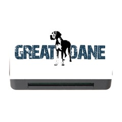 Great Dane Memory Card Reader With Cf by Valentinaart