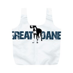 Great Dane Full Print Recycle Bags (m)