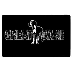 Great Dane Apple Ipad 2 Flip Case