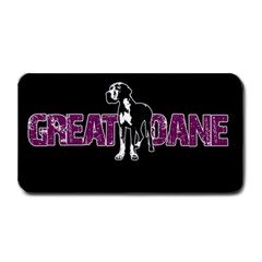 Great Dane Medium Bar Mats by Valentinaart