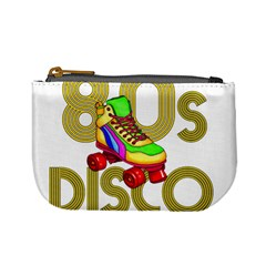Roller Skater 80s Mini Coin Purses by Valentinaart