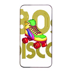 Roller Skater 80s Apple Iphone 4/4s Seamless Case (black) by Valentinaart