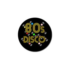 80s Disco Vinyl Records Golf Ball Marker (10 Pack) by Valentinaart