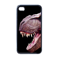Dinosaurs T Rex Apple Iphone 4 Case (black)
