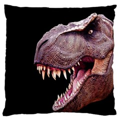 Dinosaurs T Rex Large Cushion Case (one Side)