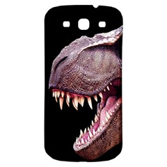 Dinosaurs T Rex Samsung Galaxy S3 S Iii Classic Hardshell Back Case by Valentinaart