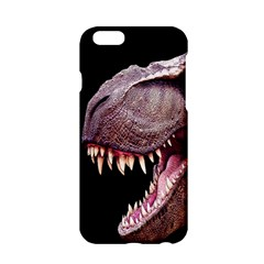 Dinosaurs T Rex Apple Iphone 6/6s Hardshell Case by Valentinaart