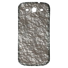 Crumpled Foil 17b Samsung Galaxy S3 S Iii Classic Hardshell Back Case by MoreColorsinLife