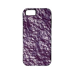 Crumpled Foil 17f Apple Iphone 5 Classic Hardshell Case (pc+silicone) by MoreColorsinLife
