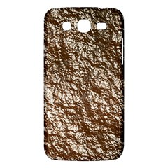 Crumpled Foil 17a Samsung Galaxy Mega 5 8 I9152 Hardshell Case  by MoreColorsinLife