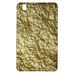 Crumpled Foil 17c Samsung Galaxy Tab Pro 8 4 Hardshell Case by MoreColorsinLife