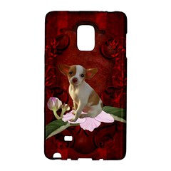 Sweet Little Chihuahua Galaxy Note Edge by FantasyWorld7