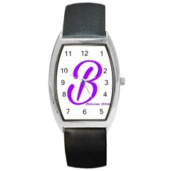 Belicious World  b  Coral Barrel Style Metal Watch by beliciousworld