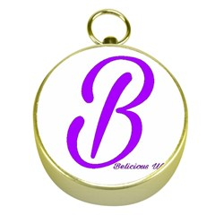 Belicious World  b  Coral Gold Compasses by beliciousworld