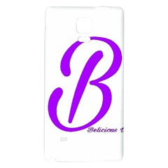 Belicious World  b  Coral Galaxy Note 4 Back Case by beliciousworld
