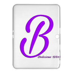 Belicious World  b  Coral Samsung Galaxy Tab 4 (10 1 ) Hardshell Case  by beliciousworld
