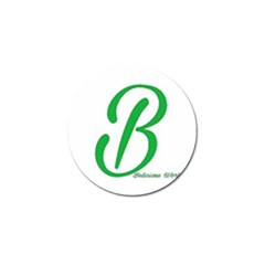 Belicious World  b  In Green Golf Ball Marker (4 Pack) by beliciousworld
