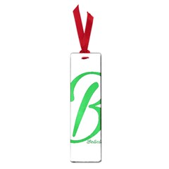 Belicious World  b  In Green Small Book Marks by beliciousworld
