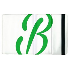 Belicious World  b  In Green Apple Ipad Pro 12 9   Flip Case by beliciousworld