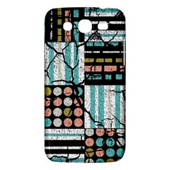 Distressed Pattern Samsung Galaxy Mega 5 8 I9152 Hardshell Case  by linceazul