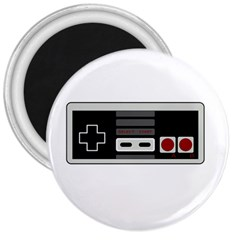 Video Game Controller 80s 3  Magnets by Valentinaart