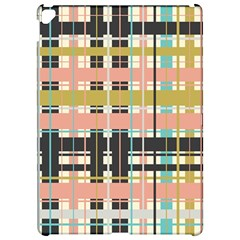 Plaid Pattern Apple Ipad Pro 12 9   Hardshell Case by linceazul
