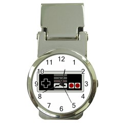 Video Game Controller 80s Money Clip Watches by Valentinaart