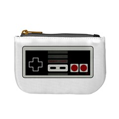 Video Game Controller 80s Mini Coin Purses by Valentinaart