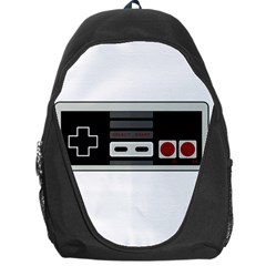 Video Game Controller 80s Backpack Bag by Valentinaart