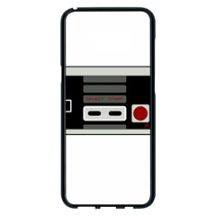 Video Game Controller 80s Samsung Galaxy S8 Plus Black Seamless Case