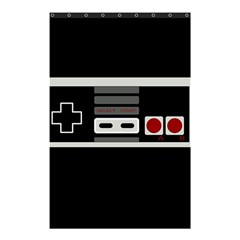 Video Game Controller 80s Shower Curtain 48  X 72  (small)  by Valentinaart