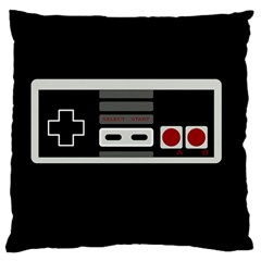 Video Game Controller 80s Large Cushion Case (two Sides)