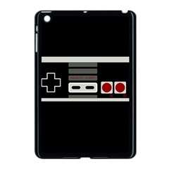 Video Game Controller 80s Apple Ipad Mini Case (black) by Valentinaart