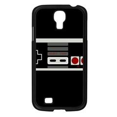 Video Game Controller 80s Samsung Galaxy S4 I9500/ I9505 Case (black) by Valentinaart