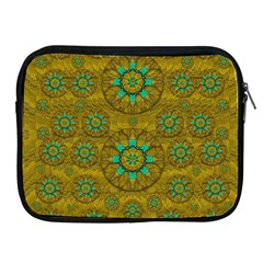 Sunshine And Flowers In Life Pop Art Apple Ipad 2/3/4 Zipper Cases by pepitasart
