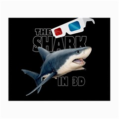 The Shark Movie Small Glasses Cloth