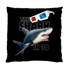The Shark Movie Standard Cushion Case (two Sides)