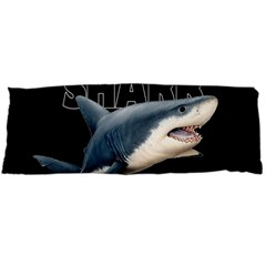 The Shark Movie Body Pillow Case Dakimakura (two Sides) by Valentinaart