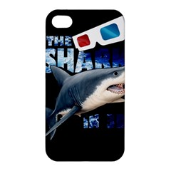 The Shark Movie Apple Iphone 4/4s Hardshell Case