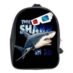 The Shark Movie School Bag (xl)